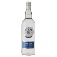 The Silver Diamond Dry Gin